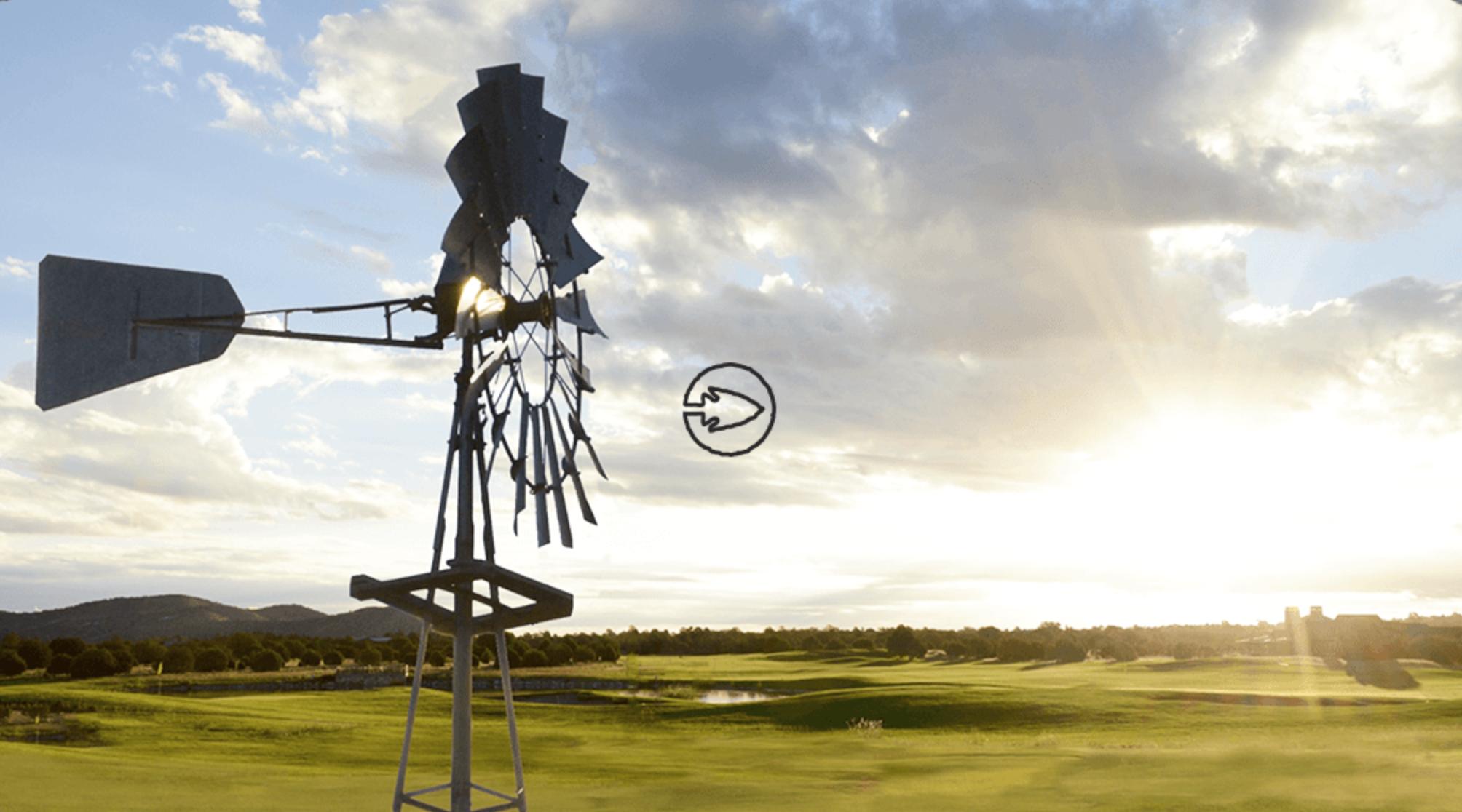 commercial for private, gated golf community in prescott, arizona