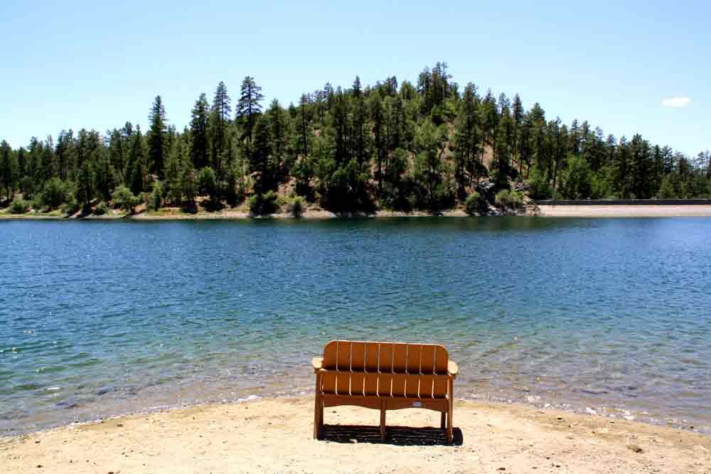 Best lakes in prescott, arizona for families