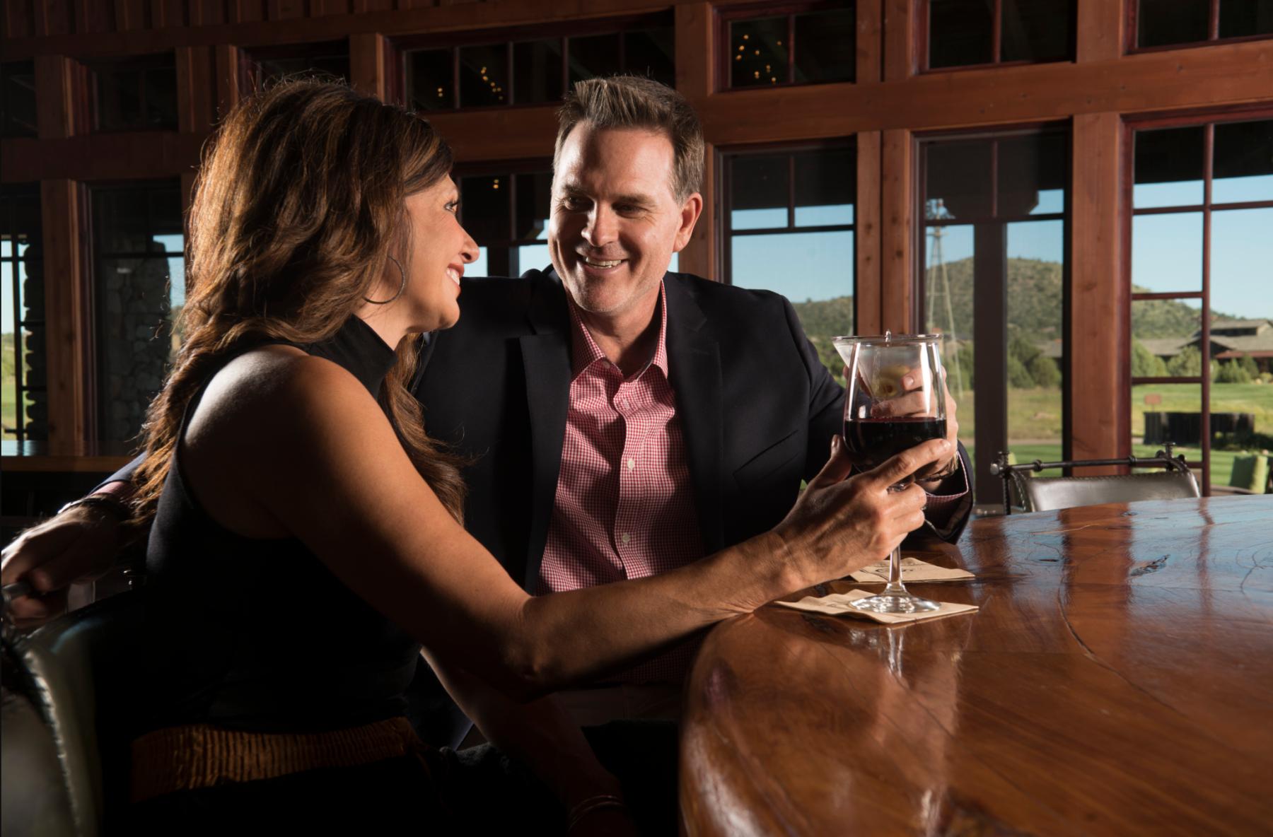 prescott wine dinners